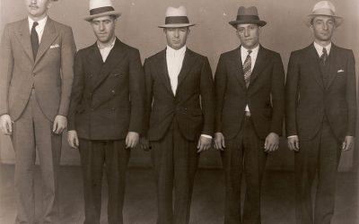 "Vincent ""Mad Dog"" Coll & His Gang"