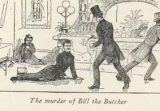 "The Death of Bill ""The Butcher"""