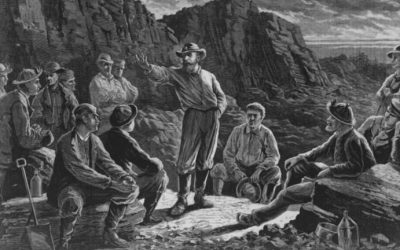The Molly Maguires & The Pennsylvania Miners Strike