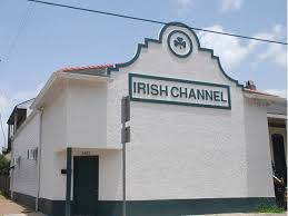 irish channel building