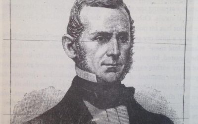 Captain Isaiah Rynders – The First Political Boss