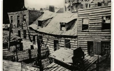 Jacob Riis – Photographed The Gangs of New York