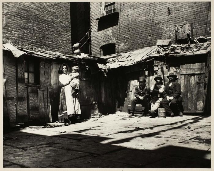 Jersey Street Tenements