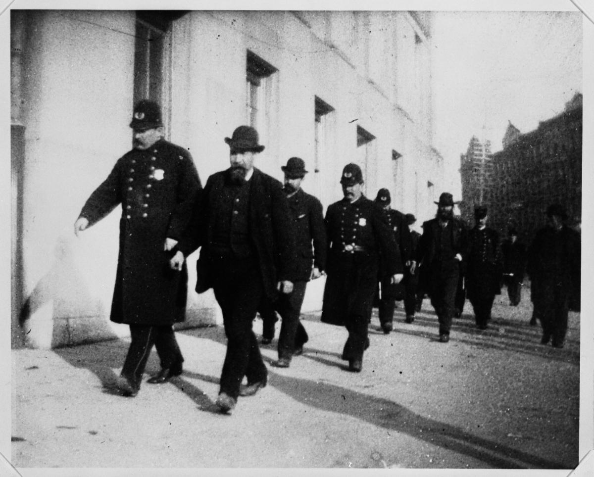 Brooklyn's Battle Row Gang Kill Officer Donoghue