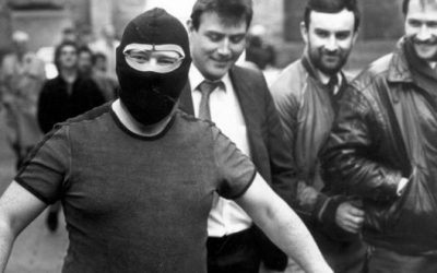 "Martin Cahill ""The General"" – Godfather of Crime"