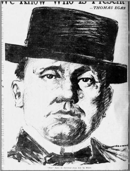 Thomas Egan – Co Founder of Egans Rats of St. Louis