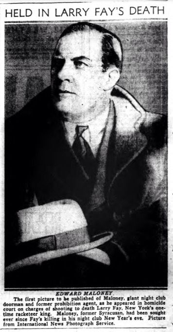 edward maloney - suspect