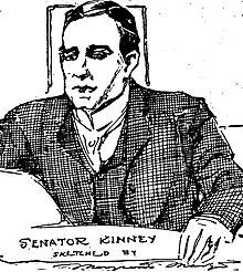 Thomas Snake Kinney