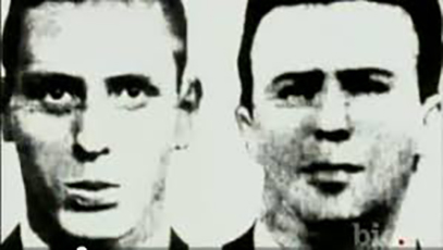 Billy McCarthy & Jimmy Miraglia murders