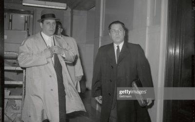 Barney Baker & Jimmy Hoffa