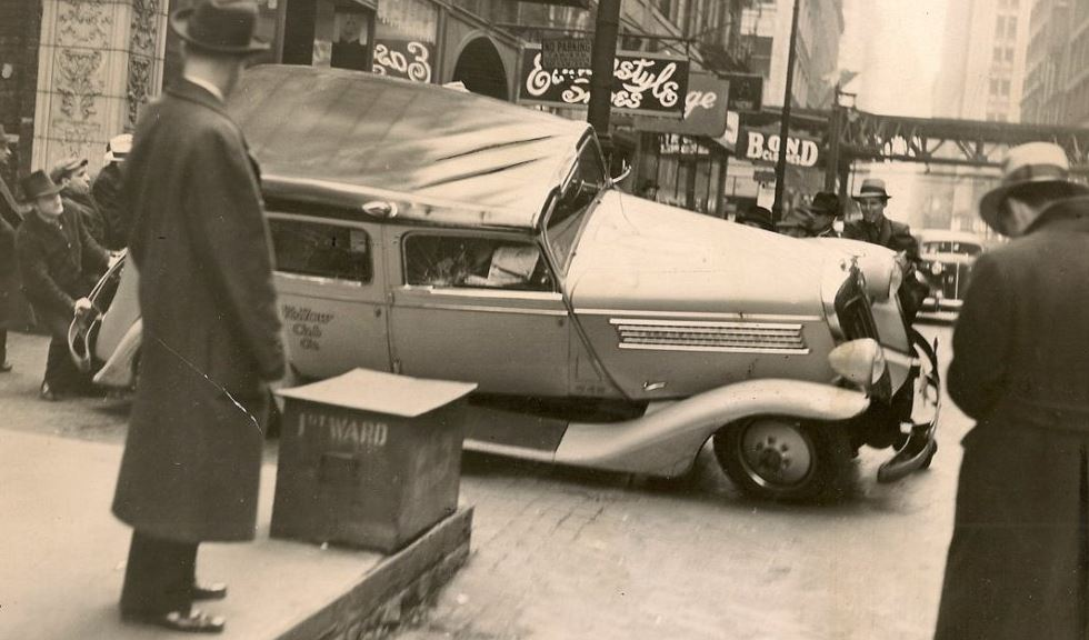 Chicago's 1920's Taxicab Wars Part 1