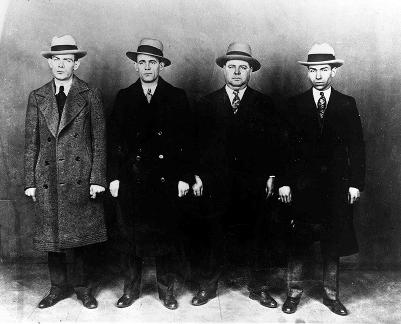 Prohibition Era Mobsters